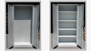 Metalni arhivski ormani AO 920 otvoreni