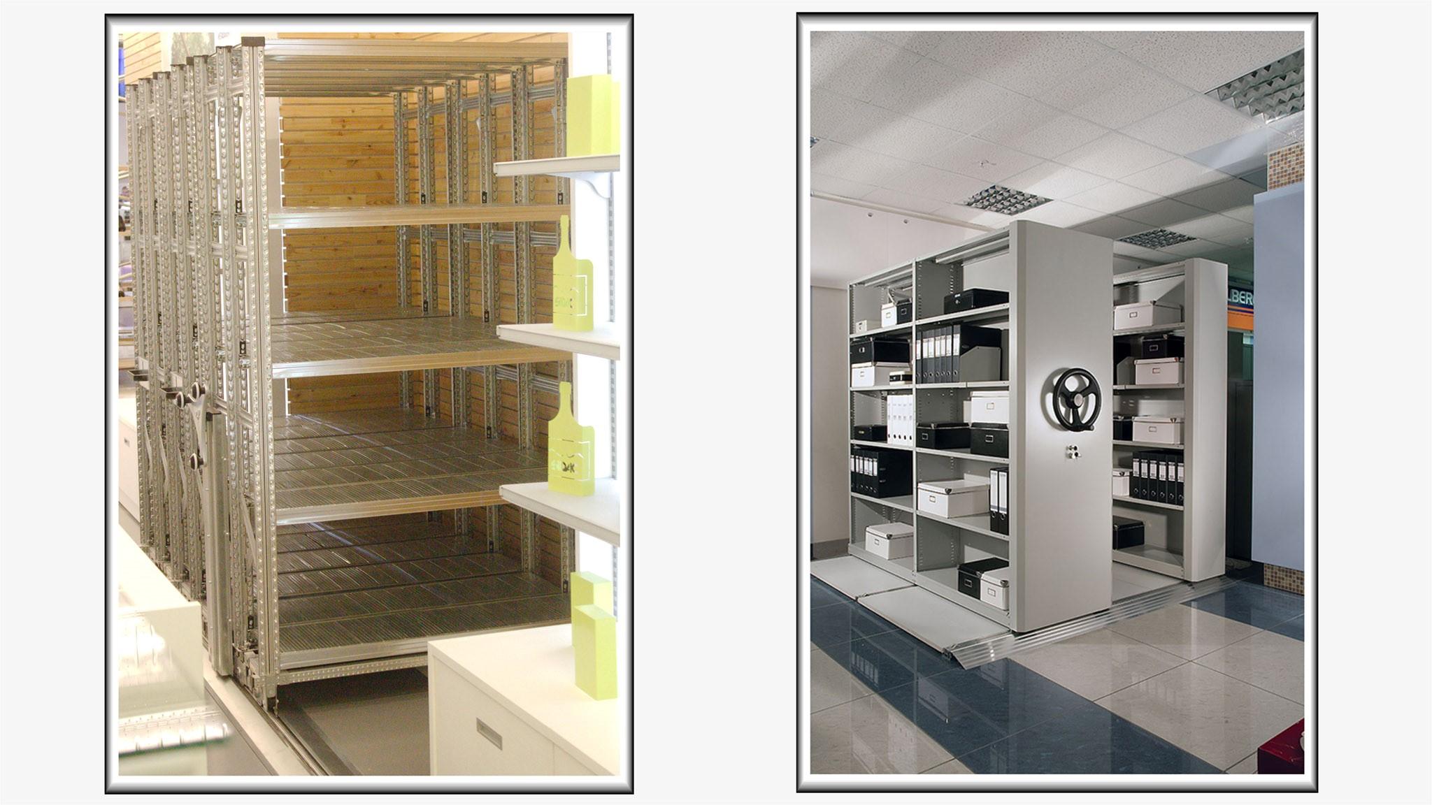 Metalni arhivski prevozni ormani
