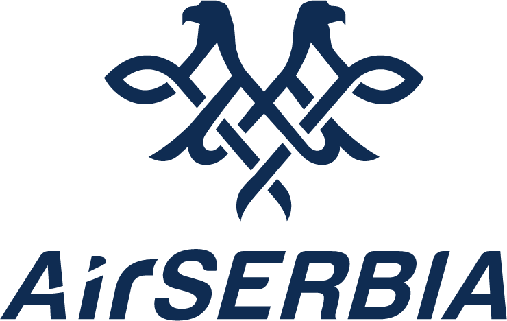 Резултат слика за air serbia catering logo
