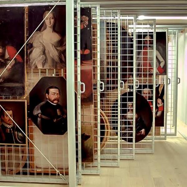 Oprema za muzeje
