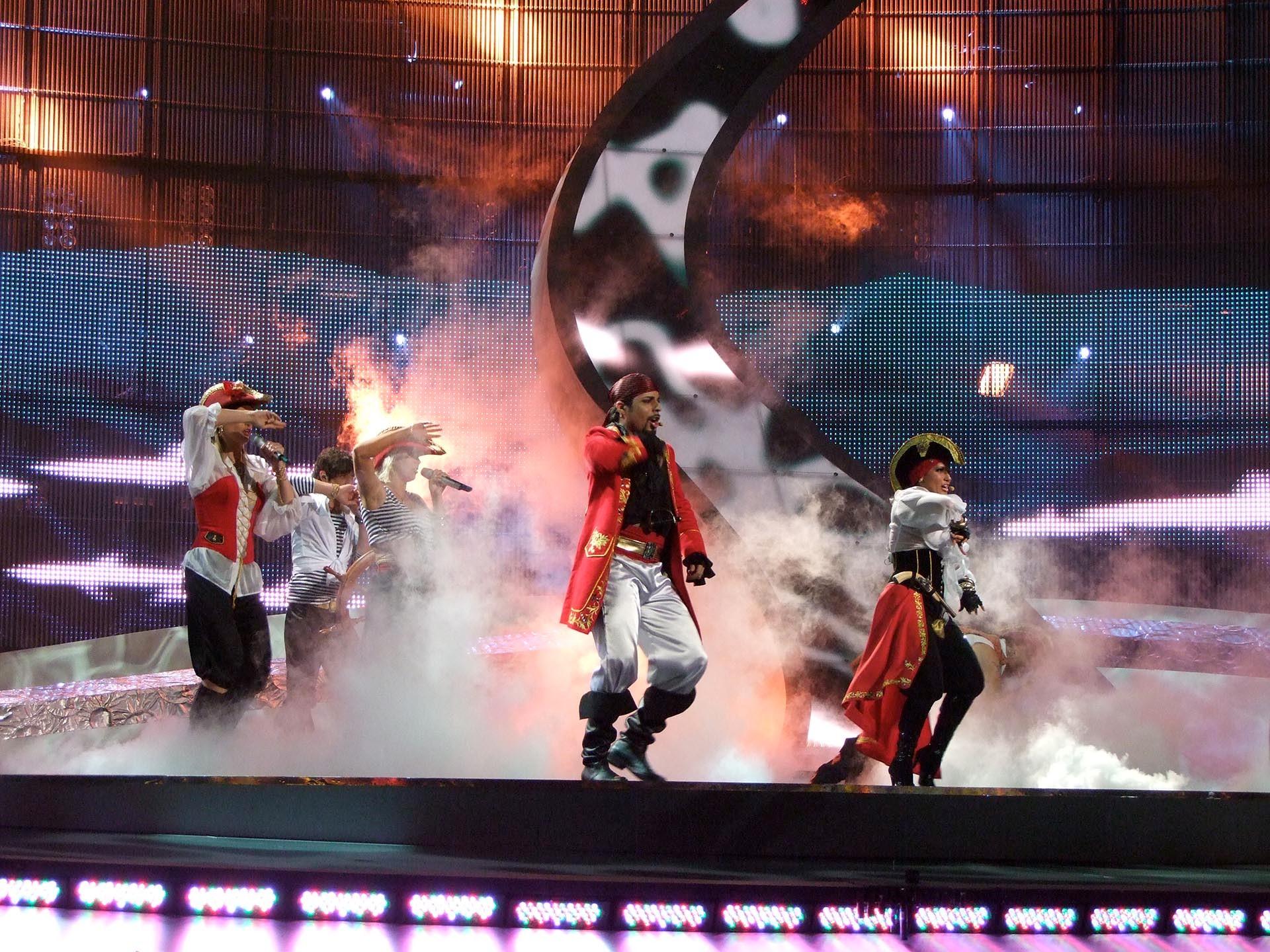 Pesma Evrovizije 2008