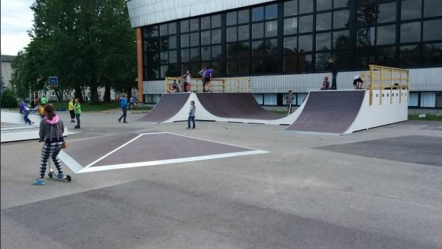 Skejt Parkovi