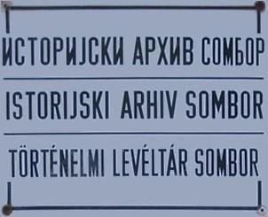 Istorijski Arhiv Sombor FI
