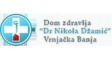 """Dom zdravlja """"dr. Nikola Džamić"""""""