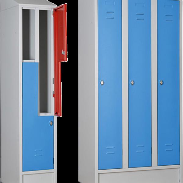 Garderobni ormani sa Z vratima