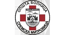 Opšta bolnica Sremska Mitrovica logo