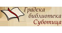 Gradska biblioteka Subotica logo
