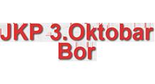 JKP 3. Oktobar Bor logo