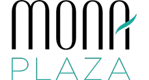 Mona Plaza logo