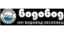 JKP Vodovod Leskovac logo
