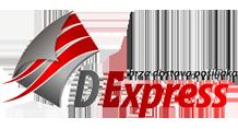D Express logo